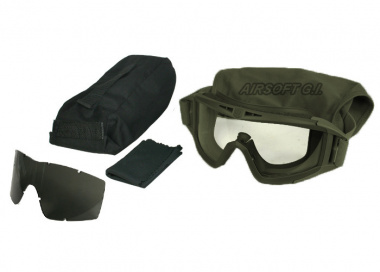 Revision Desert Locust Goggle Asian Fit Essential Kit ( OD )