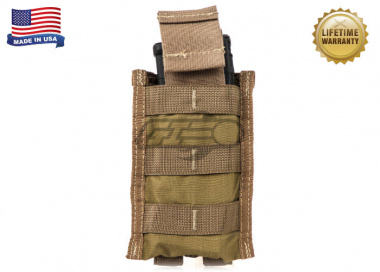 S.O. Tech BLOCS M4 Magazine Shingle ( Khaki )