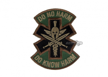 MM Spartan Do No Harm Patch ( Forest )