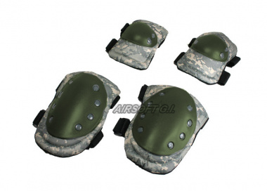 Tactical Elbow and Knee Pads Set ( ACU )