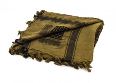 Valken Shemagh Tactical Scarf ( OD / Black  )