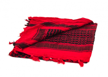 Valken Shemagh Tactical Scarf ( Red / Black )