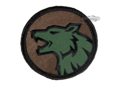 MM Wolf Patch ( Forest )