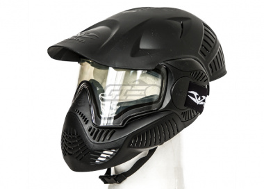 Annex MI-7 Full Head Cover Face Mask ( Black )