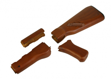 (Discontinued) ACM AK-47 Wood Kit for TM Style AK Series