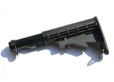 Leapers M4 LE 6 Position Stock For AEG ( Black )