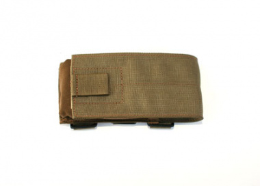 Specter Buttstock Magazine Pouch M4 Coll. Stock Ambi ( TAN )