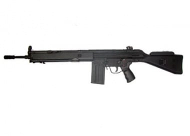 ( Discontinued ) Classic Army Full Metal FS3 SG1 SAR Taktik Rifle AEG Airsoft Gun