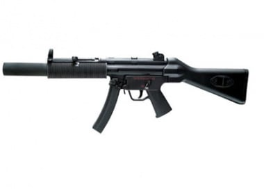 ( Discontinued ) Classic Army Full Metal B&T MK5 SD5 Navy Version AEG Airsoft Gun