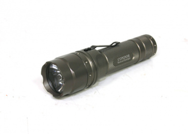 (Discontinued) Condor / OE TECH Sportsman Elite Flashlight