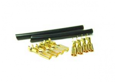 Prometheus Gold Plated Motor Pins