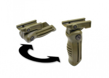 G&P Foldable Vertcal Grip for RAS ( OD )