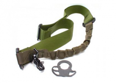 G&P CQB / R Sling Adaptor with Bunch Sling for M4 Series ( OD )