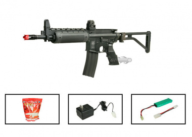 G&G Full Metal GR-300 Airsoft Gun ( Battery / BBs / Charger Package / Short )