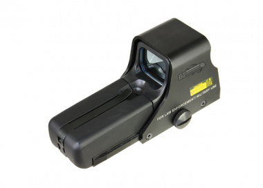 (Discontinued) Hurricane 552 Red Dot Holo Sight ( BLK )