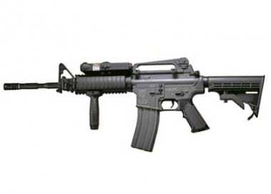 ICS Full Metal PCR-97 R.I.S. Carbine AEG Airsoft Gun