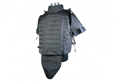 Condor / OE TECH Interceptor Plate Carrier ( BLK / Tactical Vest ) M / L