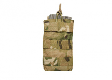 Condor Outdoor MOLLE Single Open Top M4 / M16 Magazine Pouch ( Multicam )