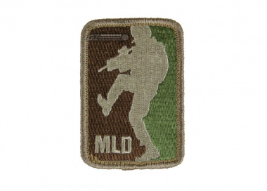 MM Major League Doorkicker Velcro Patch ( Arid )