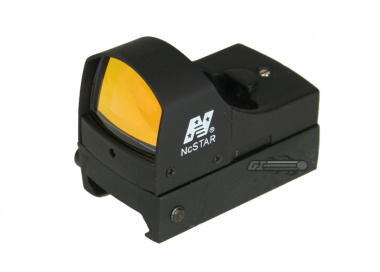 (Discontinued) NC STAR Tactical Red Dot with Automatic Brightness