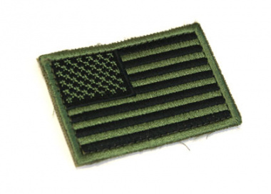 Condor Outdoor Velcro US Flag Patch ( OD )