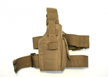 Condor Outdoor Tactical Leg Holster ( Tan )