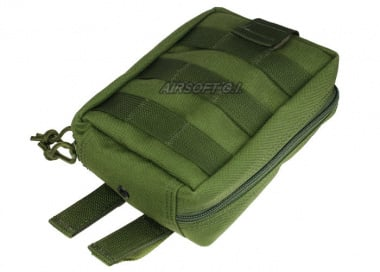 (Discontinued) HSS Medic Molle Pouch (Small / OD)