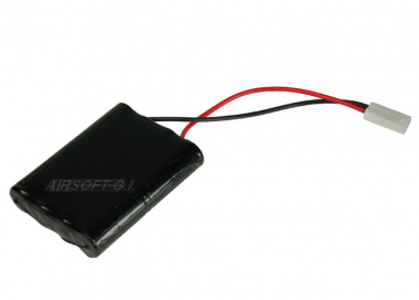 ASGI 9.6v 1800mAh NiMH Custom AN / PEQ2 Box Battery