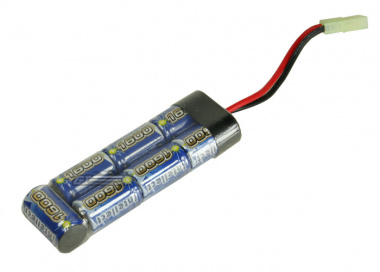Intellect 8.4v 1600mah NiMH Mini Battery