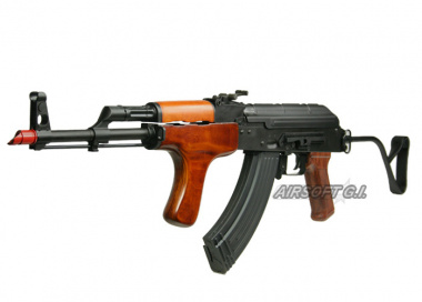 * Discontinued * VFC Full Metal / Real Wood Romanian AIMS Blowback Airsoft Gun