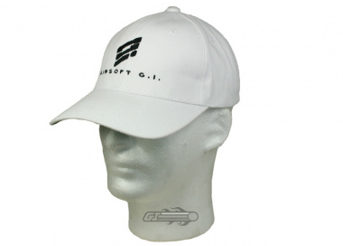 Airsoft GI Tactical Cap ( White )