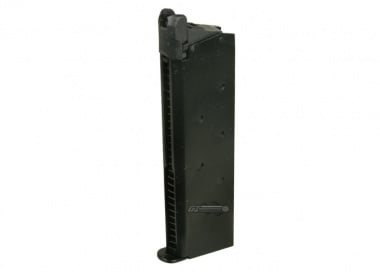KJW 26rd 1911 Single Stack GBB Pistol Magazine