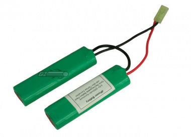 * Discontinued * D Power 9.6v 2000mAh NiMH Nunchuck Battery