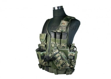 Tactical Crossdraw Vest ( Marpat )