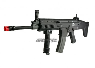 (Discontinued) G&G Full Metal G-MK16 L Airsoft Gun ( BLK )