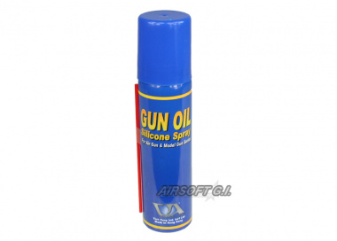 CA Silicone Spray 100ml