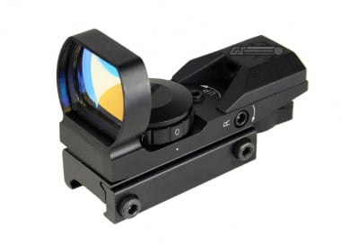 NC STAR Panorama Electro Red Dot Sight