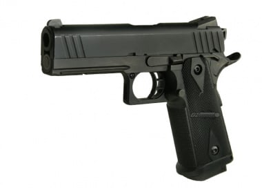 (Discontinued) KWA Full Metal M1911DS PTP Airsoft Gun