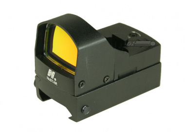 NC STAR Tactical Red Dot Sight ( BLK )