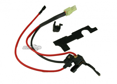Classic Army AEG Switch & Wire Assembly for CQBR