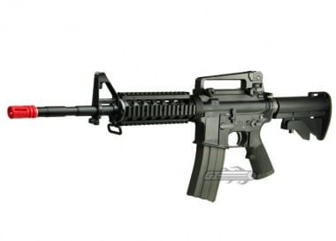 (Discontinued) WA Gas Blow Back M4 RIS Airsoft Gun