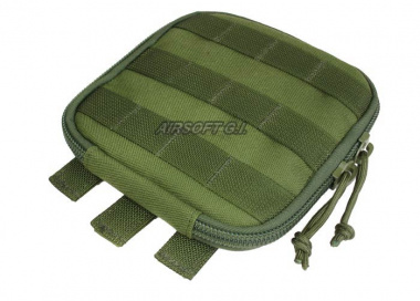 (Discontinued) HSS Commander Molle Pouch ( OD )