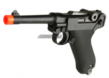 WE Full Metal Luger GBB Airsoft Gun ( Short )