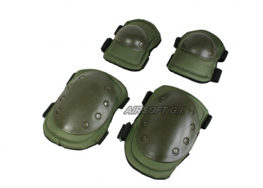 Tactical Elbow and Knee Pads Set ( OD )