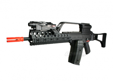 (Discontinued) TSD Tactical Gen II MK36K RAS Airsoft Gun