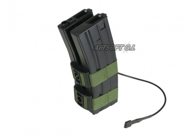 Pro Arms 900rd M4 / M16 High Capacity AEG Dual Magazine ( Electric )