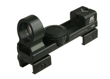 NC STAR 1x25 Compact Red Dot Sight ( Weaver Mount )