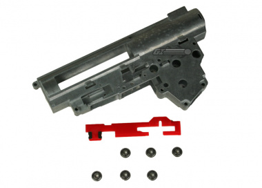 King Arms 8MM Reinforced AEG Gearbox for MK36