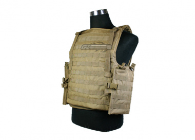 Condor / OE TECH Plate Carrier ( TAN / Tactical Vest )