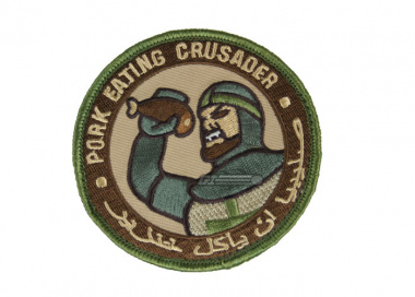 MM Crusader Patch ( Arid )